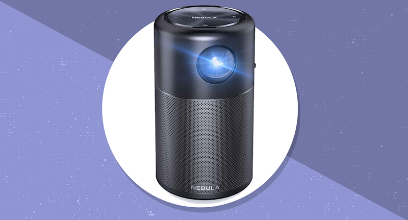 Save 21 percent on this Anker Nebula Capsule, today only. (Photo: Amazon)