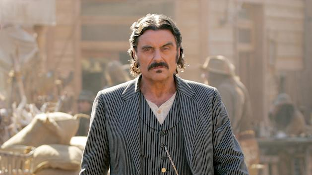 'Deadwood' Movie Script Exists Says Star Ian McShane