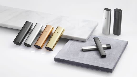 Pax rolls out 2 new sleek app-connected weed vaporizers