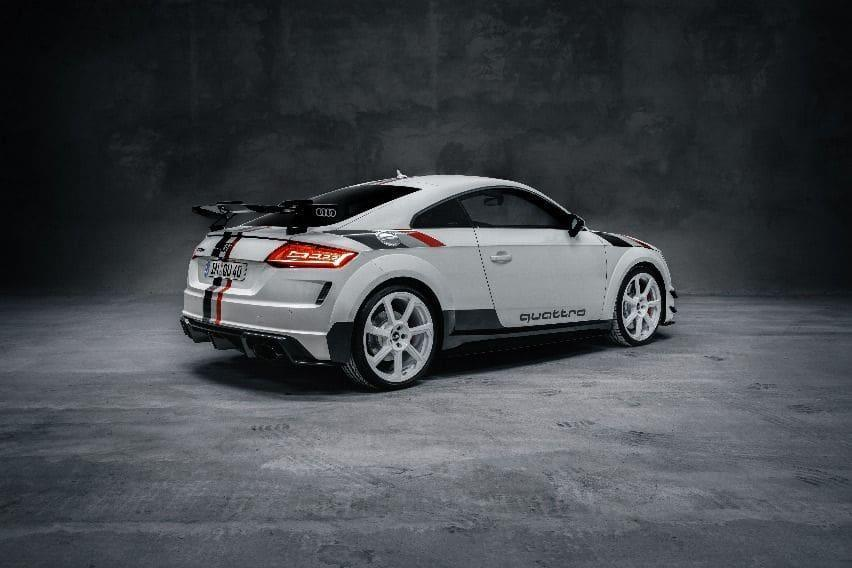 Audi TT RS 40th year edition