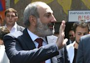 Armenian Prime Minister Nikol Pashinyan has claimed victory in snap polls he called to defuse a political crisis after a disastrous war with Azerbaijan