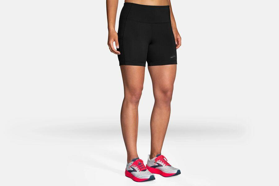 """<h2>Brooks Running Method 5"""" Short Tight</h2><br>""""To be honest, I was always nervous about wearing bike shorts — I was afraid I wouldn't like the way they looked, and that they'd be too thin and unsupportive for me to actually enjoy moving around in. I finally tried this pair from Brooks and have been gladly proved wrong. They feel just like my <a href=""""https://www.refinery29.com/en-us/best-leggings-by-occasion"""" rel=""""nofollow noopener"""" target=""""_blank"""" data-ylk=""""slk:favorite pair of workout leggings"""" class=""""link rapid-noclick-resp"""">favorite pair of workout leggings</a>, only in short form. They even have pockets, which is by far my favorite feature on a good pair of bottoms. I'll definitely be wearing these all summer.""""<em> — Elizabeth Gulino, Health & Wellness Writer</em><br><br><strong>Brooks</strong> Method 5"""" Short Tight, $, available at <a href=""""https://go.skimresources.com/?id=30283X879131&url=https%3A%2F%2Fwww.brooksrunning.com%2Fen_us%2Fwomens-method-5inch-legging-shorts%2F221478.html"""" rel=""""nofollow noopener"""" target=""""_blank"""" data-ylk=""""slk:Brooks Running"""" class=""""link rapid-noclick-resp"""">Brooks Running</a>"""