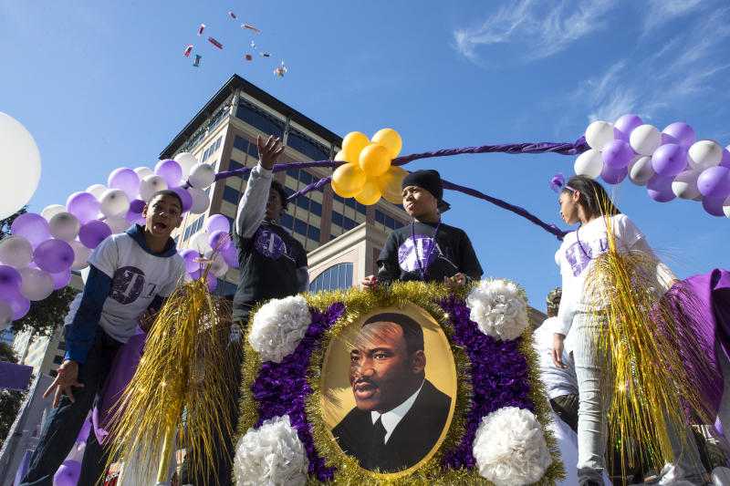 Florida State recruiting department apologizes for Martin Luther King Jr. graphic