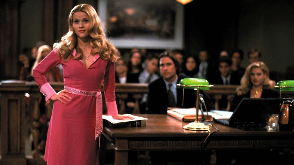Legally Blonde (Credit: MGM)