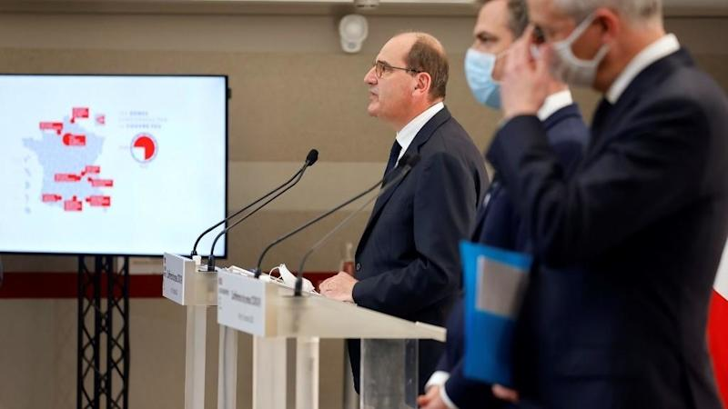 French PM Castex defends curfew conditions, preaches personal responsibility