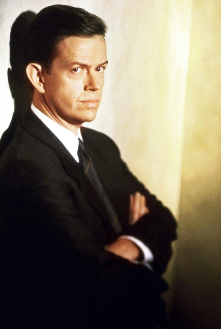 Dylan Baker as Det. Arthur Polson on 'Murder One' (Photo: Everett Collection)