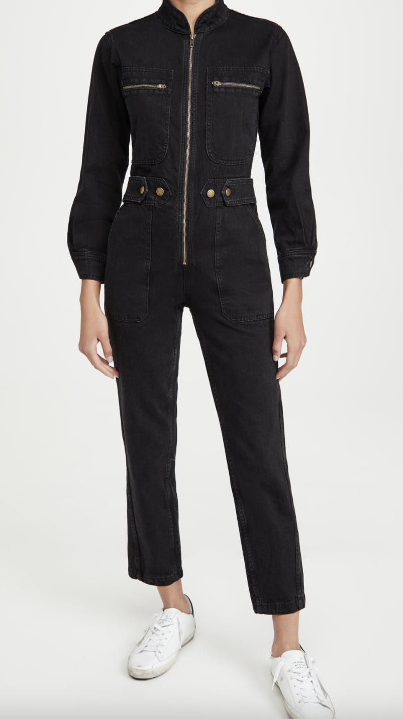 <p>This <span>Apiece Apart Utility Jumpsuit</span> ($465) is the perfect off-duty look.</p>