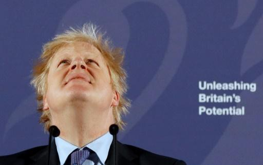Prime Minister Boris Johnson pledged to restore full sovereign controls over a number of areas as Britain and the EU begin to ponder their post-Brexit future