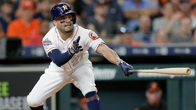 Dave Shovein examines Jose Altuve's trip to the injured list, Tyler Glasnow's diagnosis, Mad-Bum's no-trade list and much more in Sunday's Daily Dose. (Getty Images)