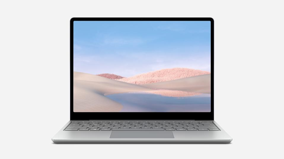 Microsoft Surface Laptop Go. (PHOTO: Microsoft)