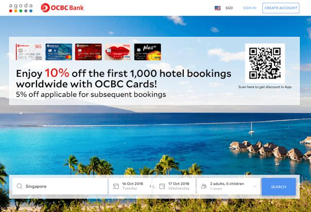 Ocbc Travel Insurance Promotion