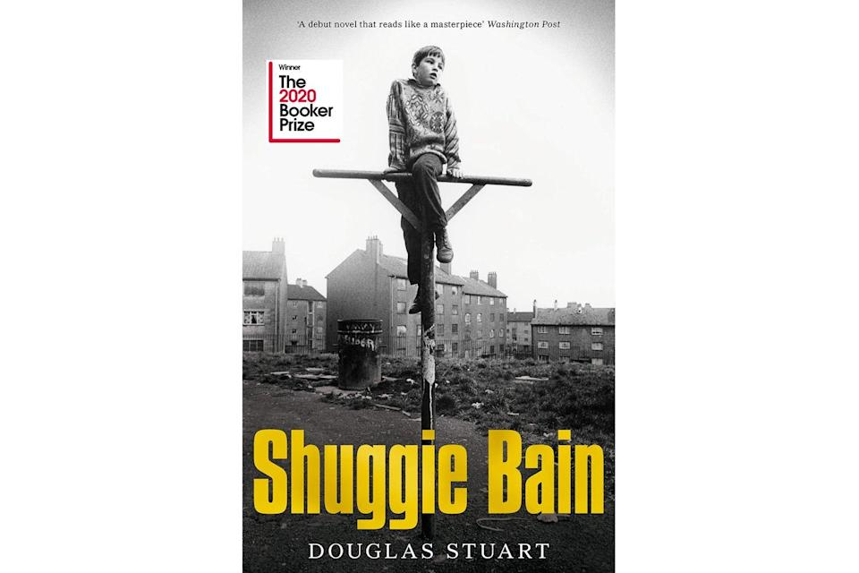 Shuggie Bain will come out in paperback on 15 AprilAmazon
