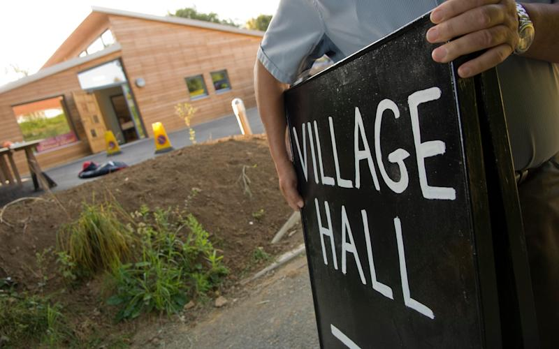 Village halls in need of repair have been granted £1.2 million of funding in order to turn them into centres of the community. - Craig Stennett