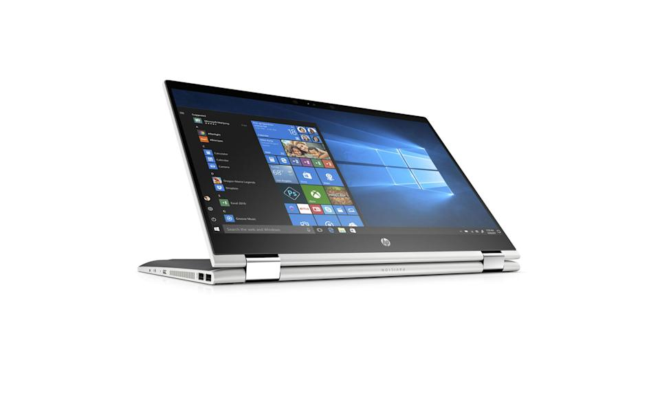 HP Pavilion X360 Convertible Laptop (Photo: Walmart)