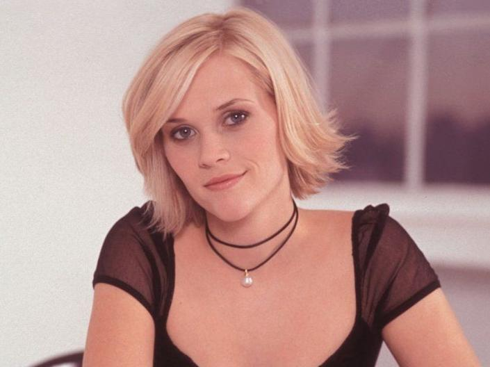 """Witherspoon in """"Sweet Home Alabama."""" <p class=""""copyright"""">Buena Vista Pictures</p>"""