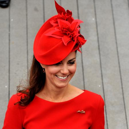 Duchess of Cambridge's clothing cost '£35,000'