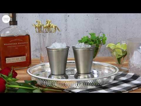 """<p>Don't be fooled by the elegant appearance. Making a mint julep, the signature drink of the Kentucky Derby, is anything but fussy. </p><p><strong><a href=""""https://www.countryliving.com/food-drinks/recipes/a42907/mint-julep-recipe/"""" rel=""""nofollow noopener"""" target=""""_blank"""" data-ylk=""""slk:Get the recipe"""" class=""""link rapid-noclick-resp"""">Get the recipe</a>.</strong></p><p><a href=""""https://www.youtube.com/watch?v=DrHgLD1RFTE"""" rel=""""nofollow noopener"""" target=""""_blank"""" data-ylk=""""slk:See the original post on Youtube"""" class=""""link rapid-noclick-resp"""">See the original post on Youtube</a></p>"""