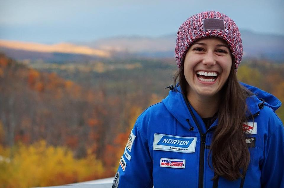 <p>Sweeney will be competing in her first Olympics in the women's singles luge. She won the 2013 Junior World Championship and is a two-time US Team member. </p>