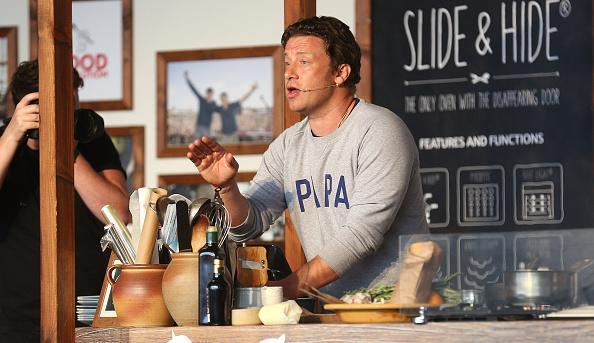 Blow: Jamie Oliver's company will look to move staff to new roles within the group (Getty)
