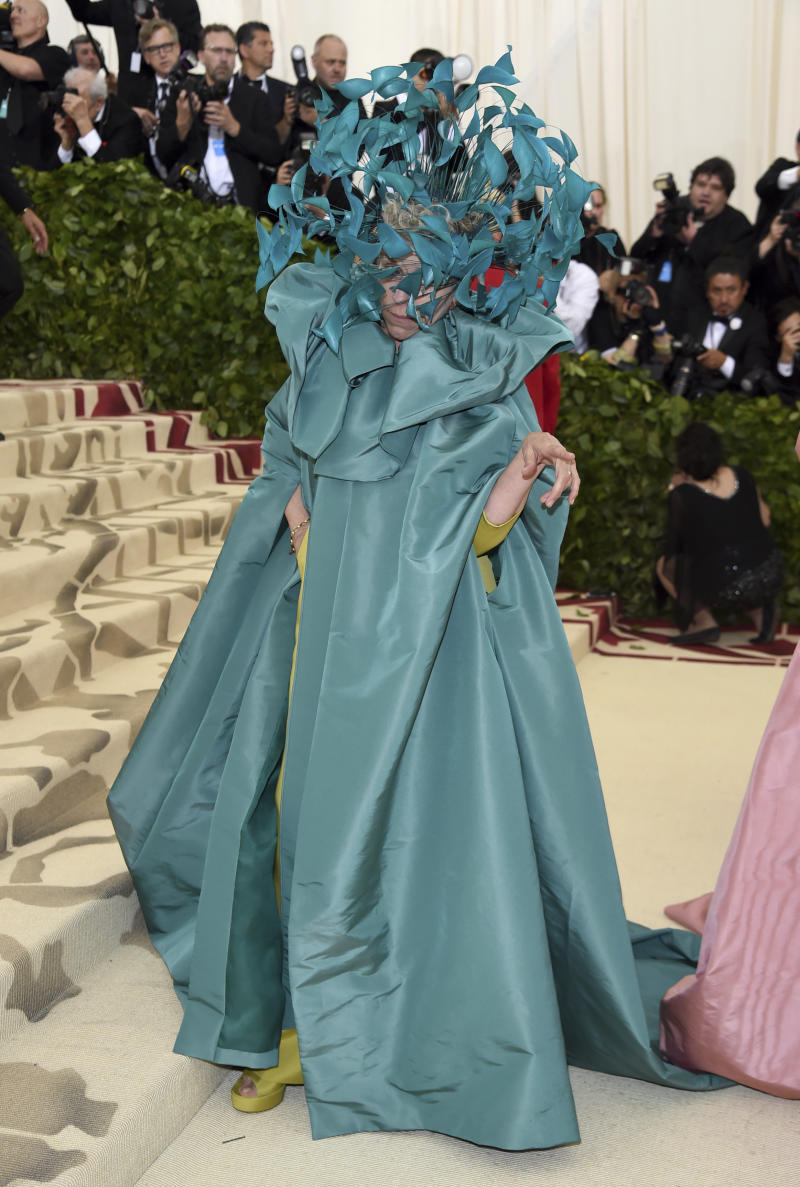 38c3aad30 The best part of the Met Gala was Frances McDormand dancing in her epic  outfit