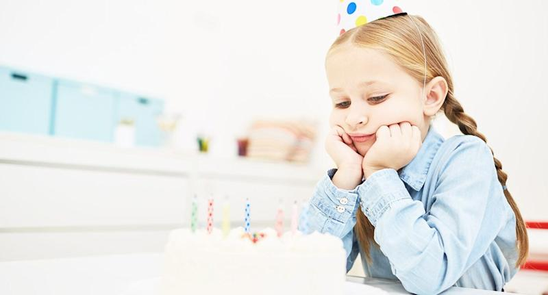 Not one child turned up for the sixth birthday party (portrayed by stock image). [Photo: Getty]