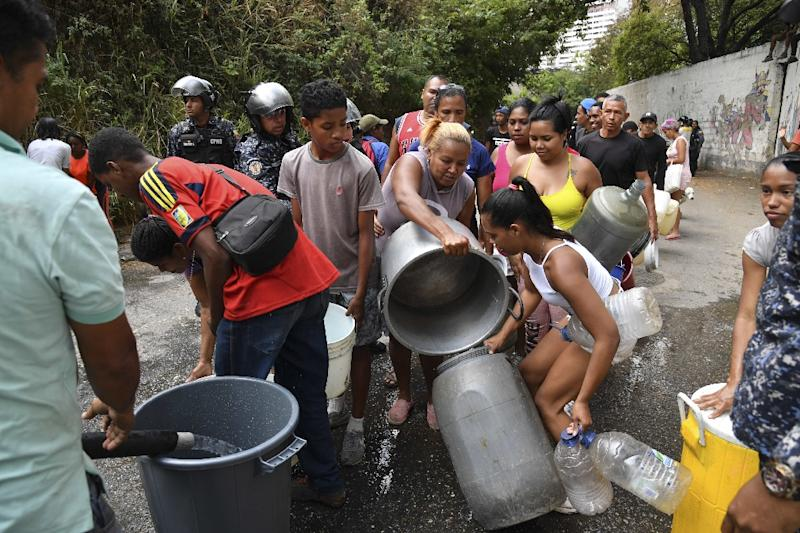 Venezuelans have sunk deeper into poverty and desperation as their economy implodes