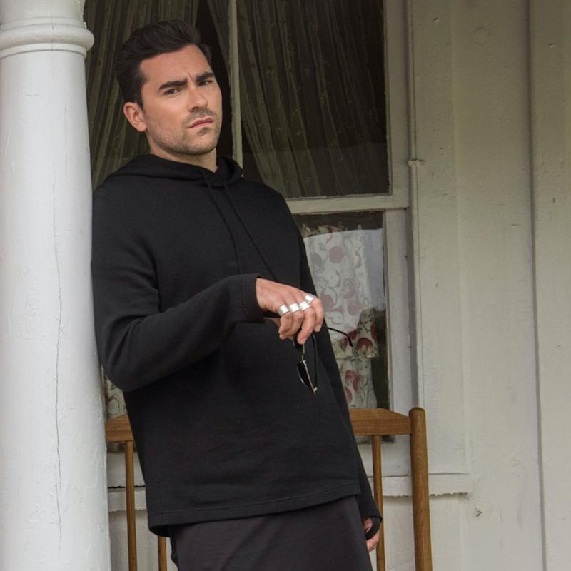 How Many Different Sweaters Does David Wear on Schitt's Creek? Get Ready to Count . . .