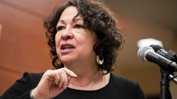 GTY justice sotomayor ml 140422 16x9 608 Justice Sonia Sotomayor: Affirmative Action Opened Doors in My Life