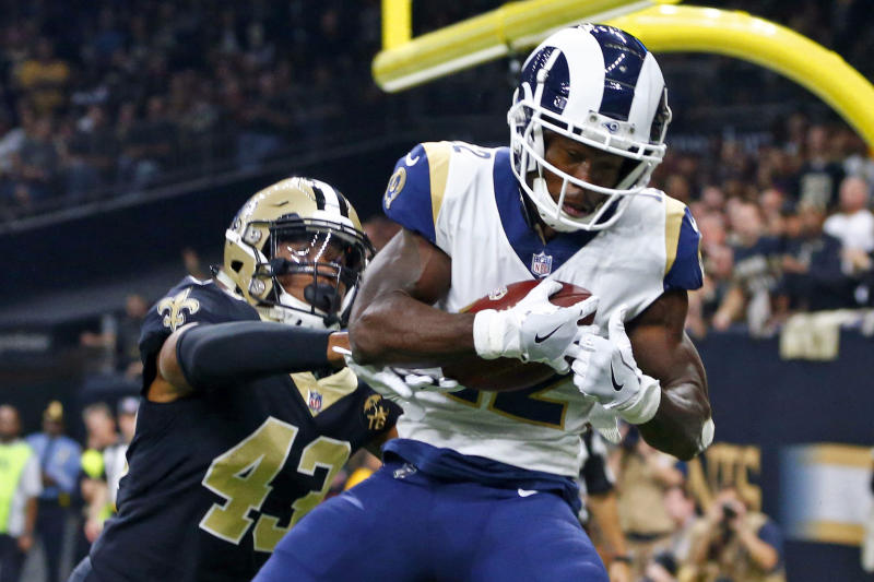 Rams trade WR Brandin Cooks to Texans, swapping draft picks