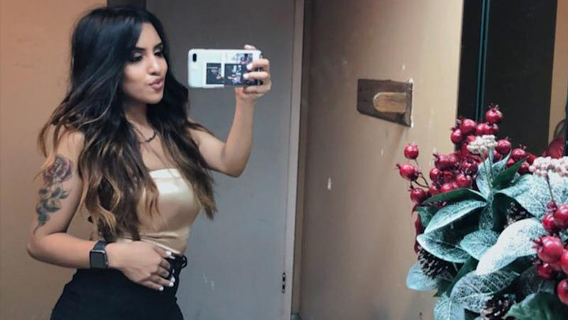 Alexsa Sanchez Aguilar shares text from ex the day of his wedding