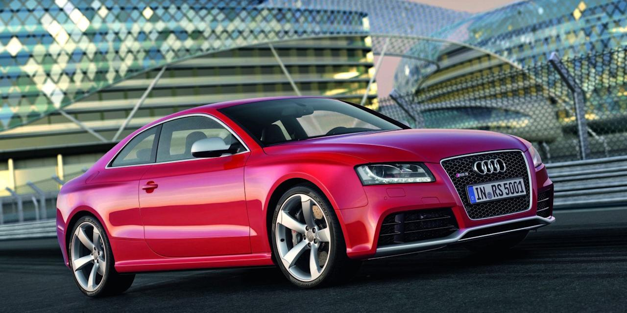 Ten Of The Coolest Audis Ever Made