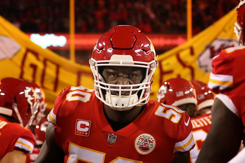 Chiefs considering trading star pass rusher Justin Houston