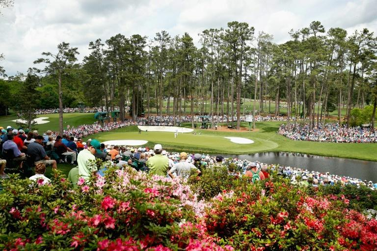 The 16th hole at Augusta National has produced some of the most memorable roars from Masters spectators