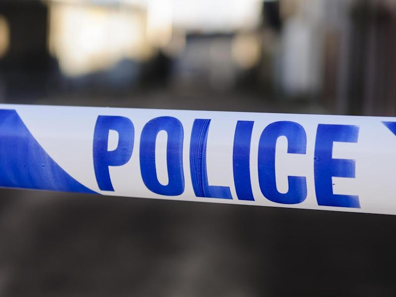 Police tape at the cordon across a crime scene: Getty Images/iStockphoto