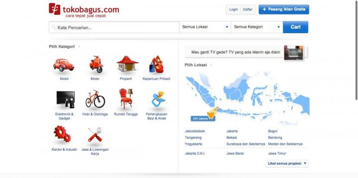 18 Popular Online Shopping Sites In Indonesia 2014 Edition
