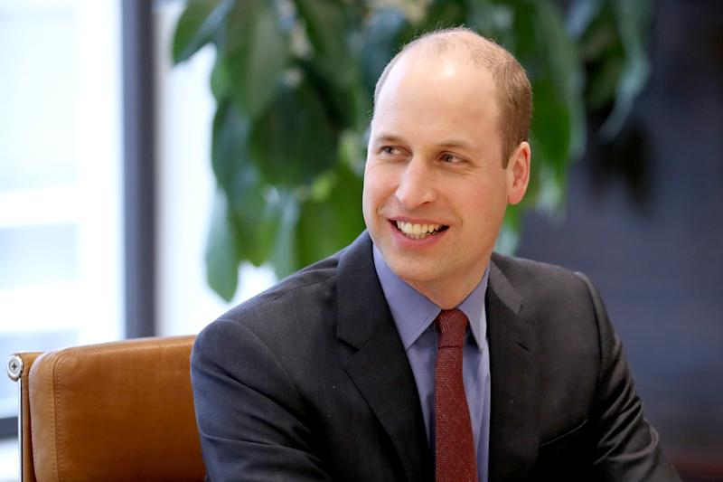 Prince William turned 37 on Friday. Photo: Getty Images