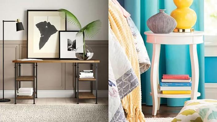 There is a ton of indoor furniture on sale at Wayfair.