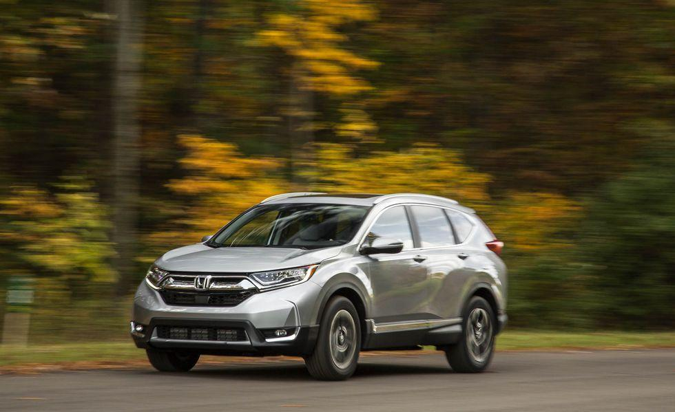 <p>If you're in the market for a new compact SUV and are looking for the least expensive model to own, you've come to the right place. Here's a simple formula to speed your search.</p><p>The cost of owning a new vehicle depends on its sticker price, the deal you're able to swing, current rebates, insurance costs, auto-loan rates, the cost of fuel, how many miles you drive annually, and depreciation. Many of these costs are impossible to estimate precisely. To get you pointed in the right direction as quickly as possible, we've slimmed down the number of key factors contributing to ownership costs to purchase price, fuel economy, and insurance.  </p><p>The ownership costs cited here are based on the base model in each manufacturer's 2019 compact-SUV lineup. The manufacturer's suggested retail price (MSRP) includes the destination charge. We're assuming an owner will drive 15,000 miles per year, will achieve the EPA combined fuel-economy figure. We've factored in a fuel cost of $2.50 per gallon and the insurance cost for a driver who lives near our Ann Arbor, Michigan, headquarters. For the purposes of this guide, we've compiled the costs for three years of ownership. </p>