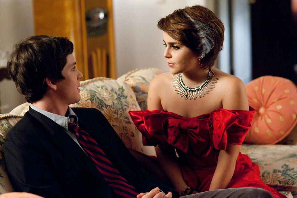 """Mae Whitman and Logan Lerman in Summit Entertainment's """"The Perks of Being a Wallflower"""" - 2012"""