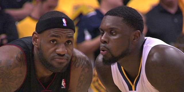 Lance Stephenson achieves troll enlightenment in Heat-Pacers Game 5