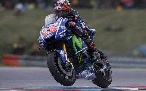 Maverick Vinales - Credit: Mirco Lazzari gp /Getty Images Europe