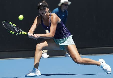 I never experedit: Konta suffers shock Melbourne exit