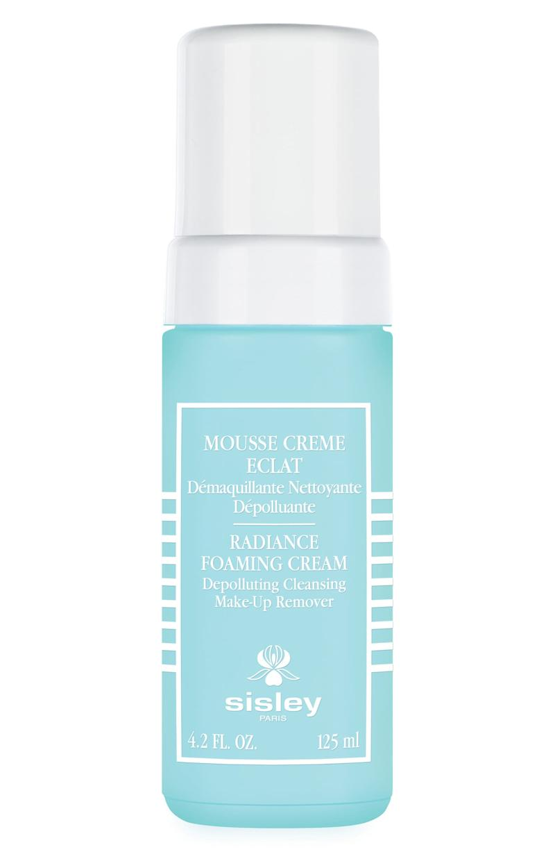 Sisley Radiance Foaming Cream Cleansing Makeup Remover