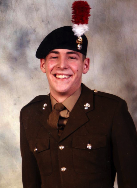 Lee Rigby was murdered in May 2013 (Picture: PA)