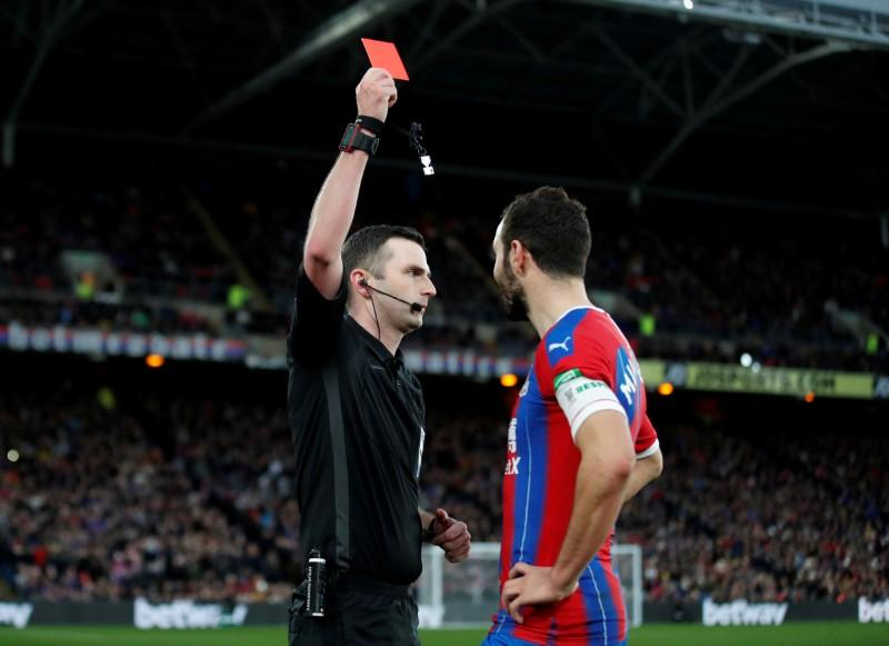 FILE PHOTO: FA Cup - Third Round - Crystal Palace v Derby County