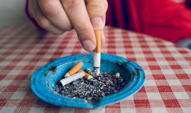 Number of people quitting smoking at ten-year high thanks to 'change in attitudes during COVID-19 pandemic'