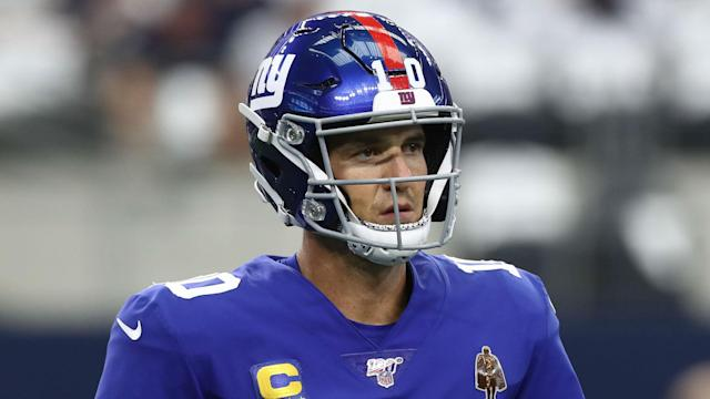 Despite the disappointment of losing his starting job with the New York Giants, quarterback Eli Manning plans to help rookie Daniel Jones.