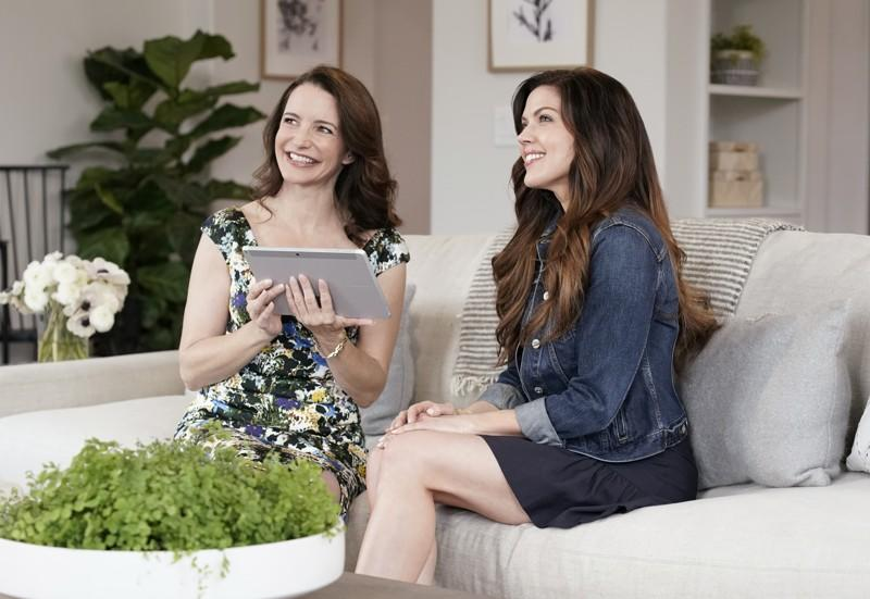 Kristin Davis and Kristy Katzmann on Labor of Love