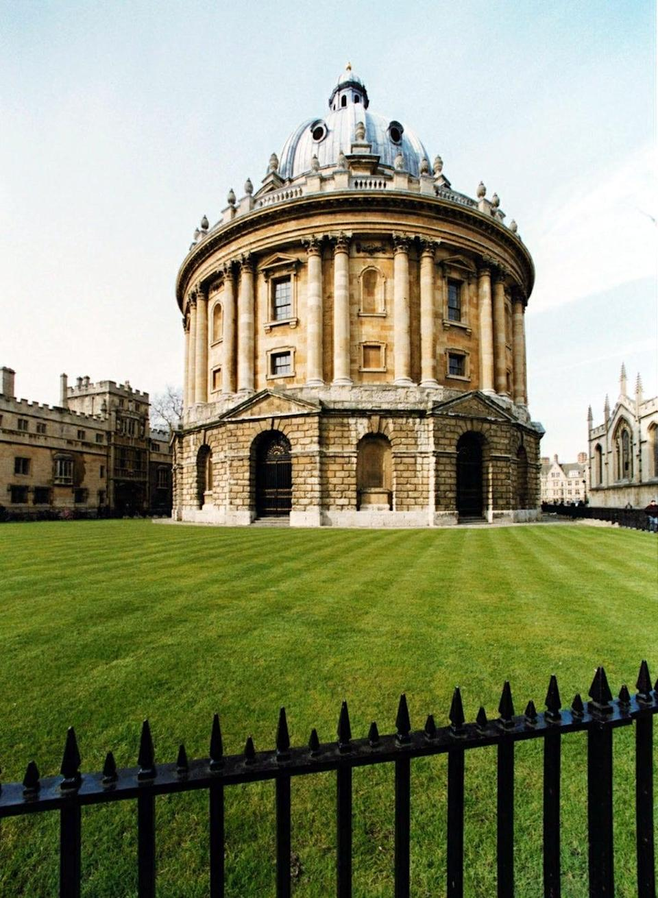 The University of Oxford has become the first institution to retain top place in an international league table for the sixth year in a row (PA Archive)