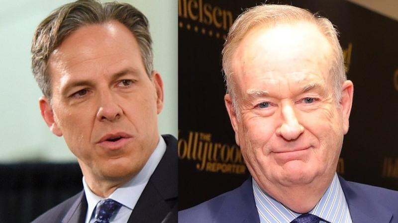 Jake Tapper Hits Back At Bill O'Reilly With An Absolutely Brutal Reality Check